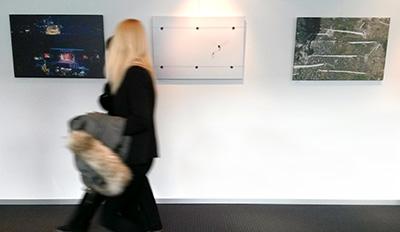 Ausstellung Bern von oben