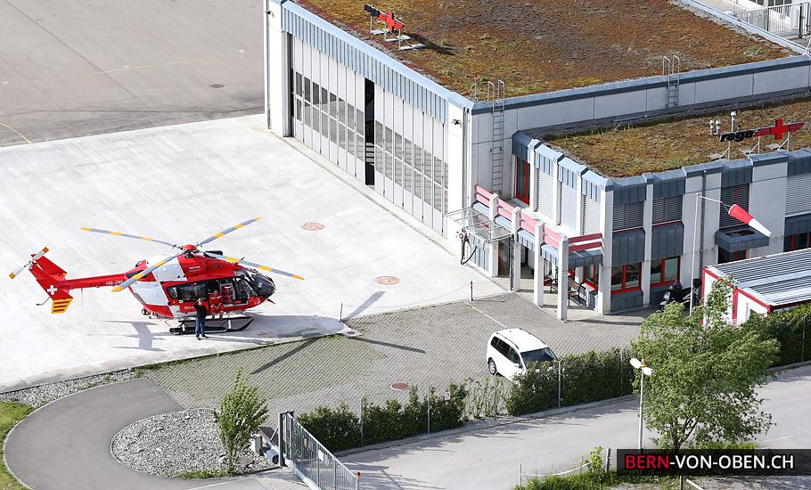 Rega Station Belpmoos